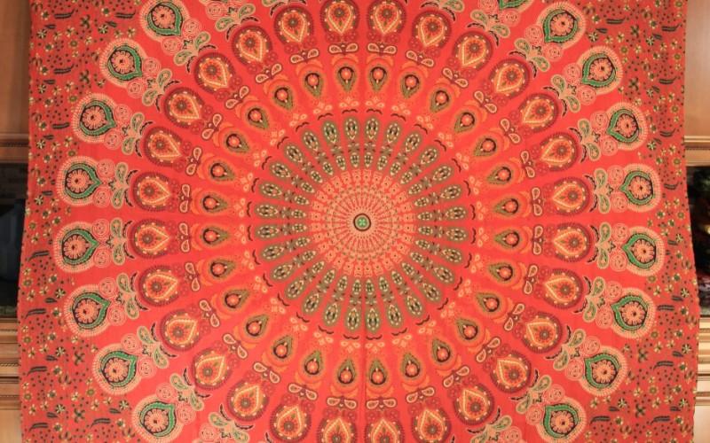 Red Mandala Tap